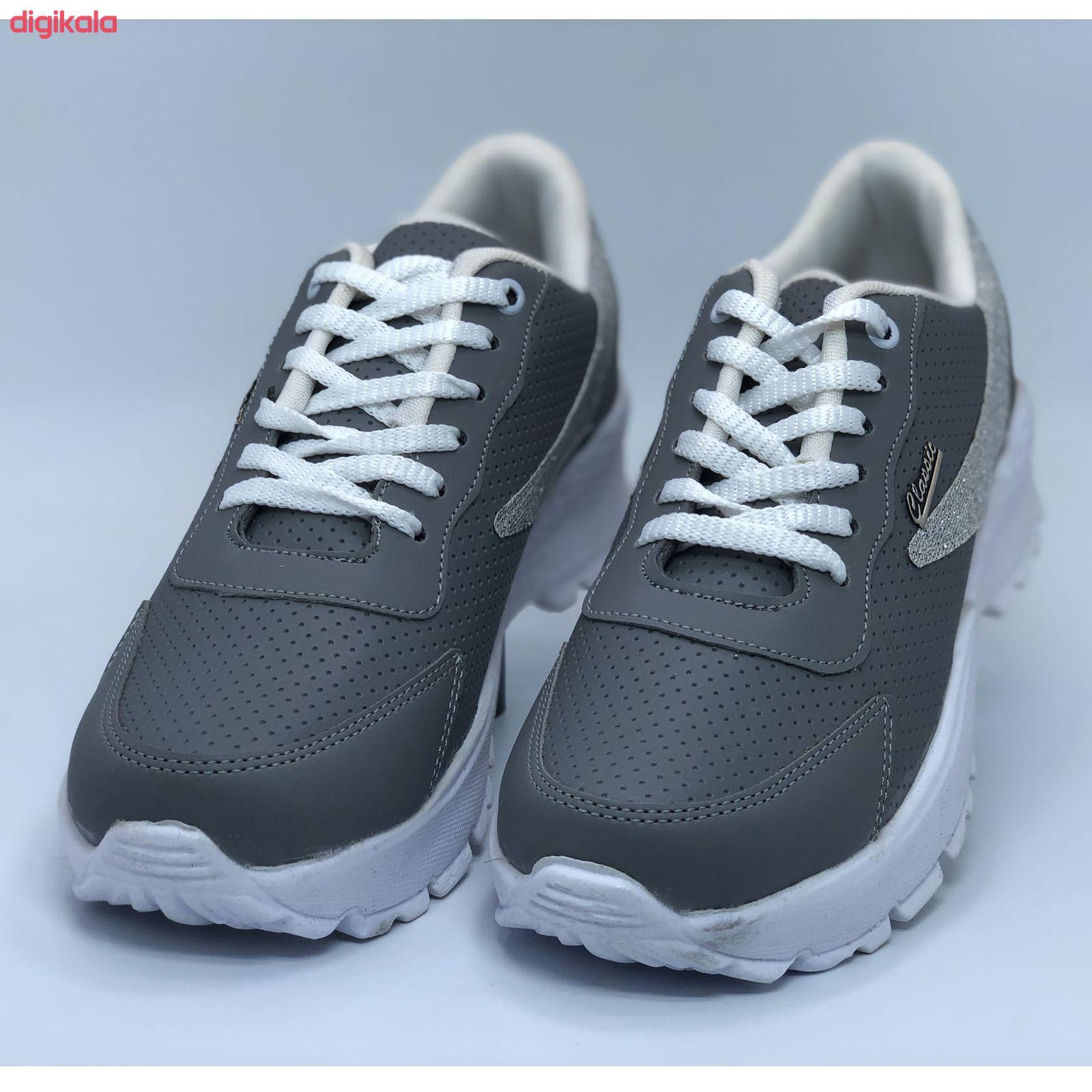 کفش مخصوص پیاده روی زنانه کد Go321 main 1 1