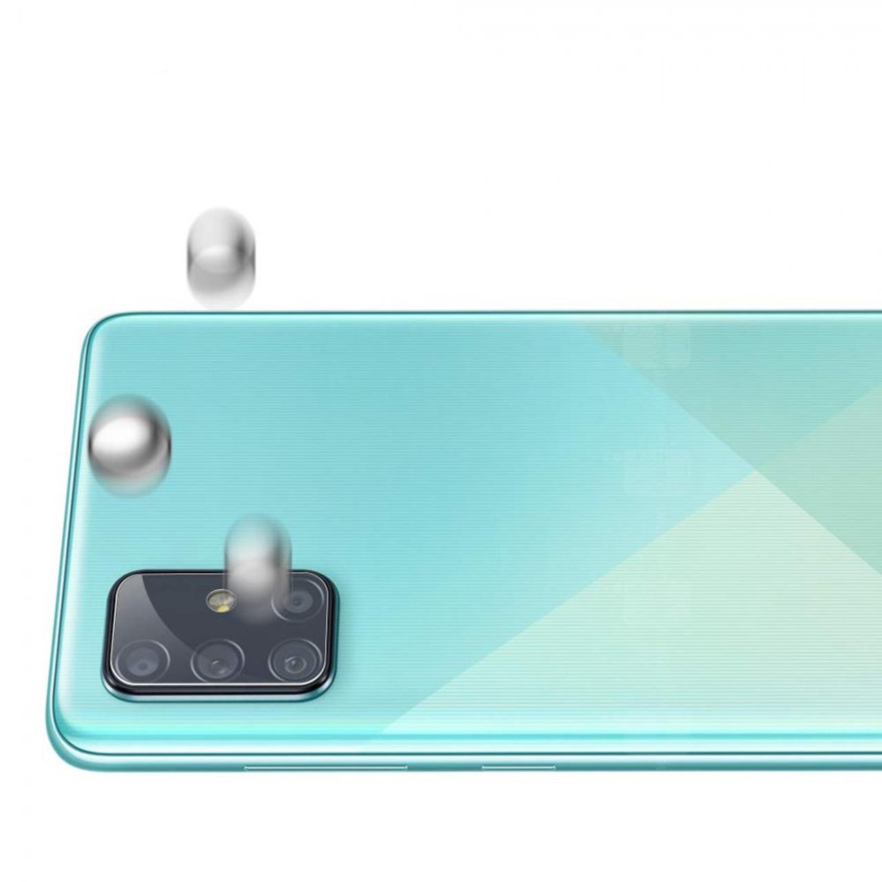 محافظ لنز دوربین سیحان مدل GLP مناسب برای گوشی موبایل سامسونگ Galaxy A51 main 1 1