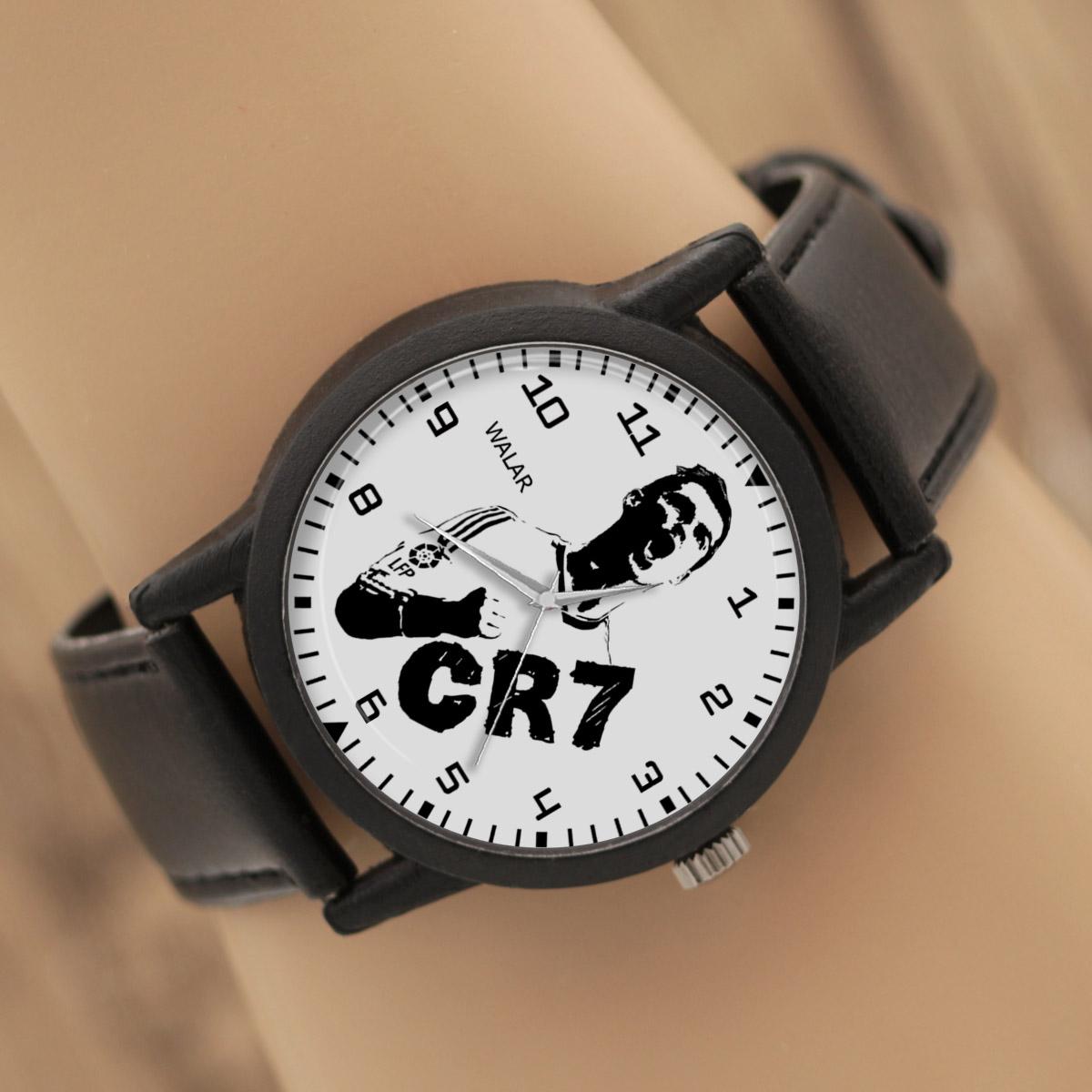 ساعت مچی عقربه ای والار طرح کریستیانو رونالدو کد LF2189