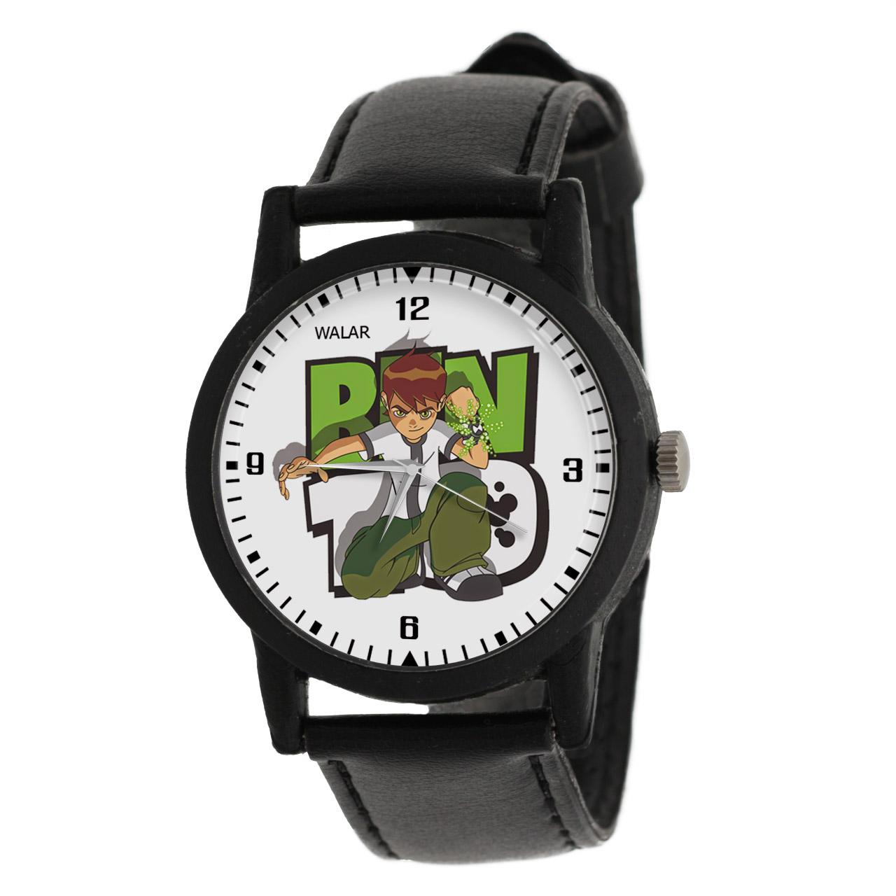 ساعت مچی عقربه ای والار طرح بن تن کد LF2193              خرید (⭐️⭐️⭐️)