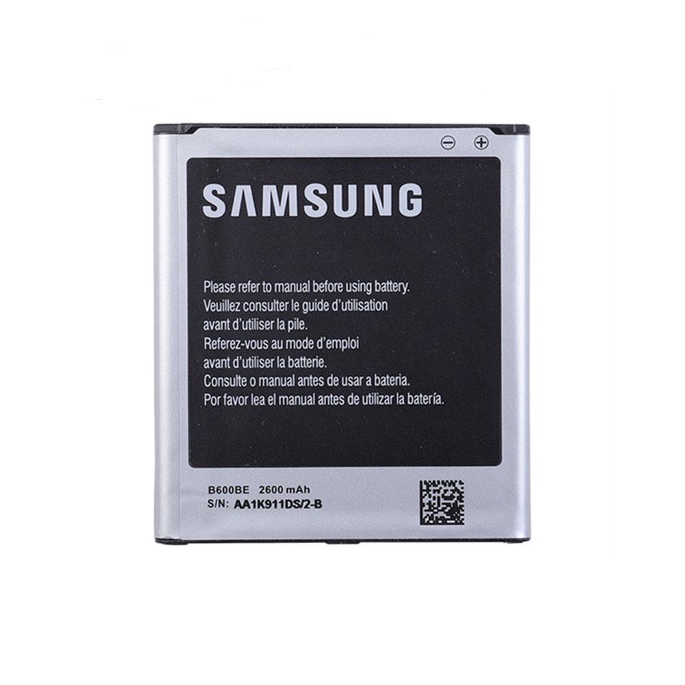 باتری موبایل مدلB600BE ظرفیت 2600 میلی امپر ساعت مناسب برای گوشی موبایل سامسونگ Galaxy S4