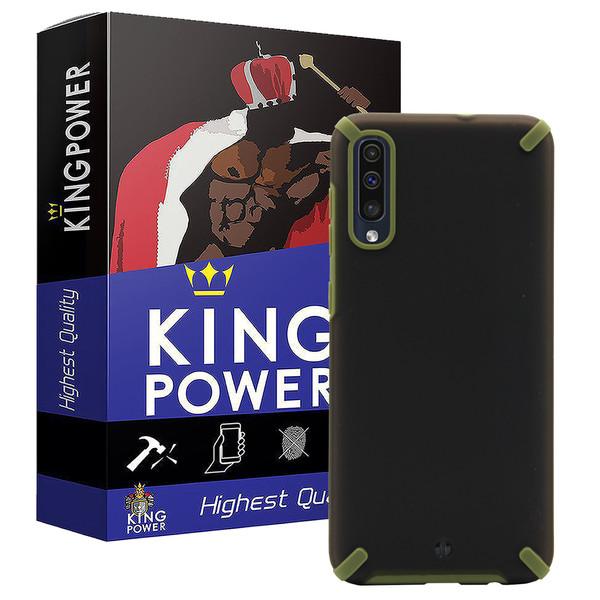 کاور کینگ پاور مدل A23 مناسب برای گوشی موبایل سامسونگ Galaxy A70