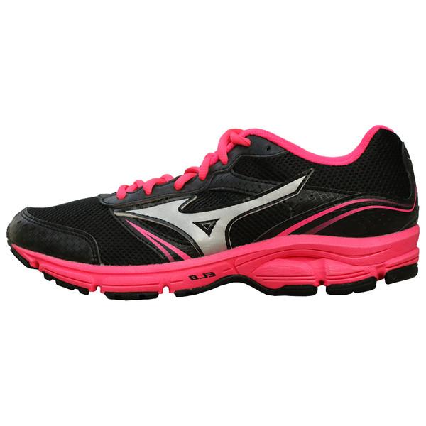 کفش مخصوص پیاده روی زنانه میزانو  مدل WAVE IMPETUS 3 کد J1GF151303