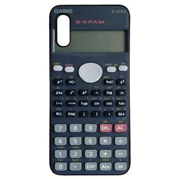 کاور طرح ماشین حساب کد 11050646 مناسب برای گوشی موبایل سامسونگ galaxy a30s