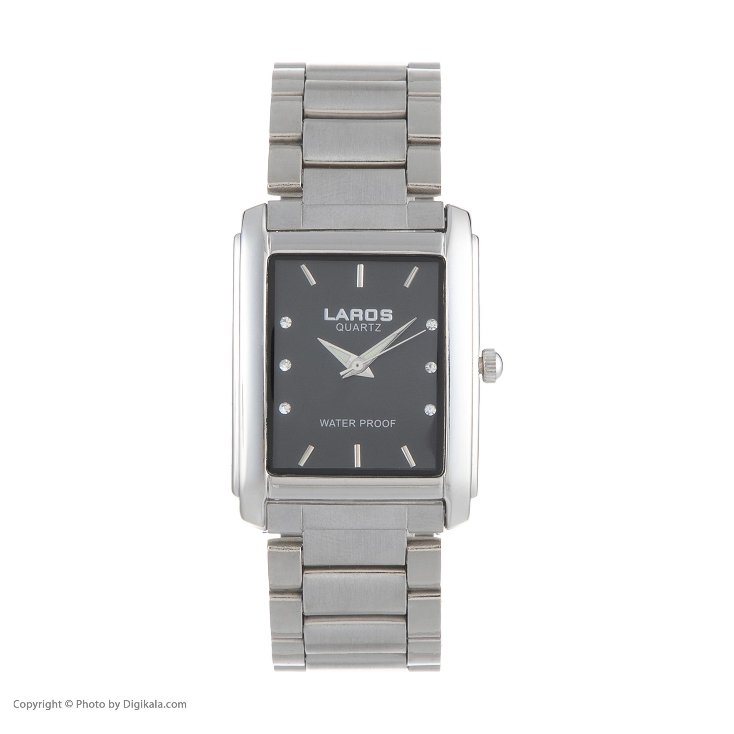 ساعت مچی عقربه ای لاروس مدل No 812-73357              ارزان