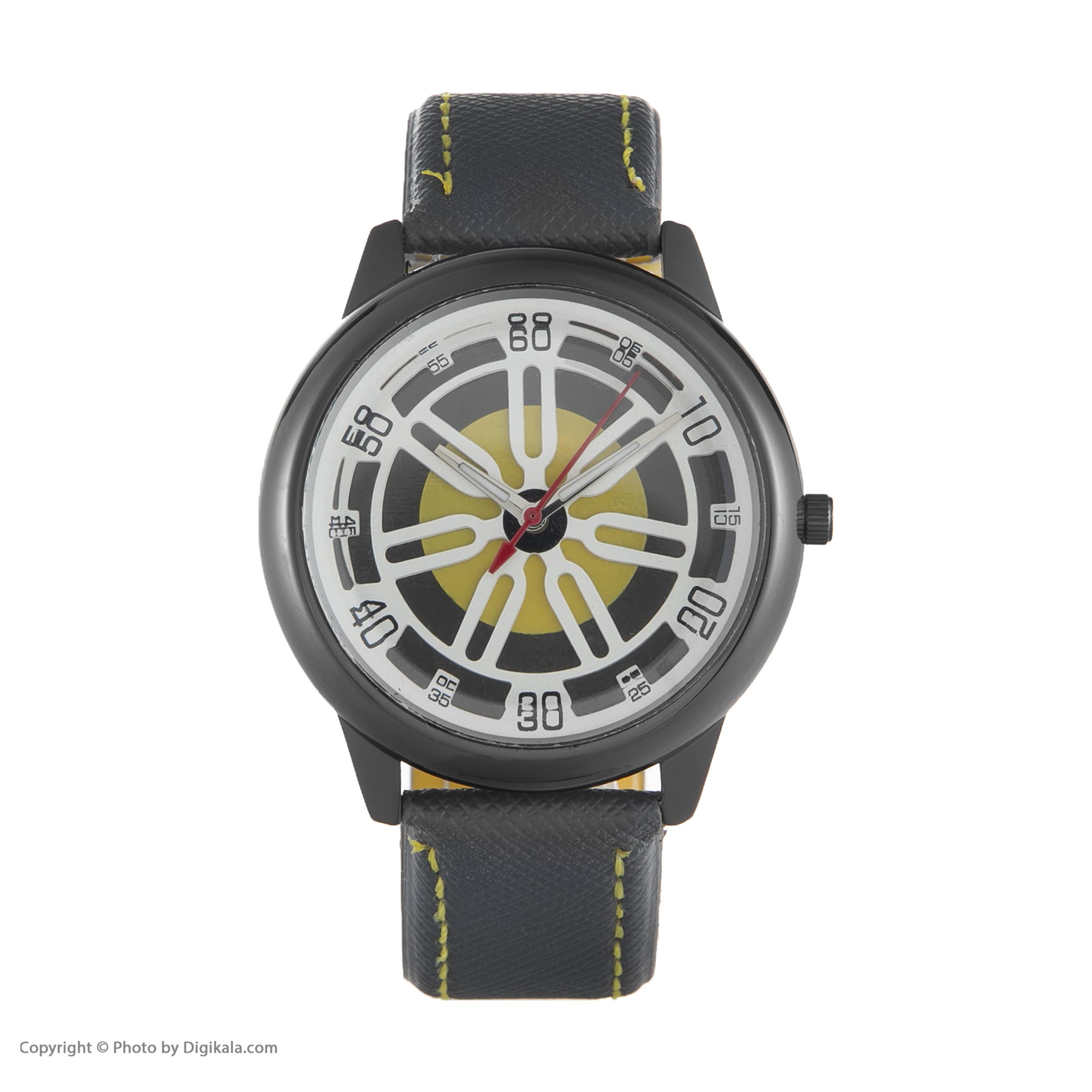 ساعت مچی عقربه ای کد TM-02              ارزان