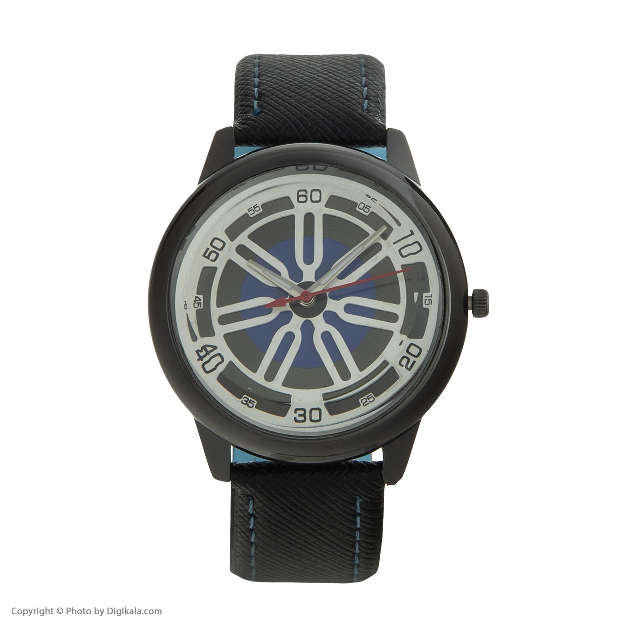 کد تخفیف                                      ساعت مچی عقربه ای کد TM-04