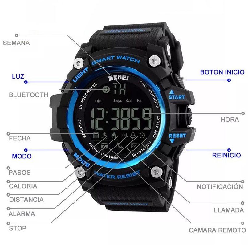 کد تخفیف                                      ساعت مچی دیجیتال اسکمی مدل  1227
