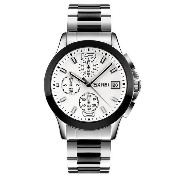 ساعت مچی عقربه ای مردانه اسکمی مدل 9126 کد 01