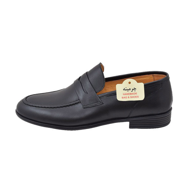 کفش مردانه چرمینه کد 348