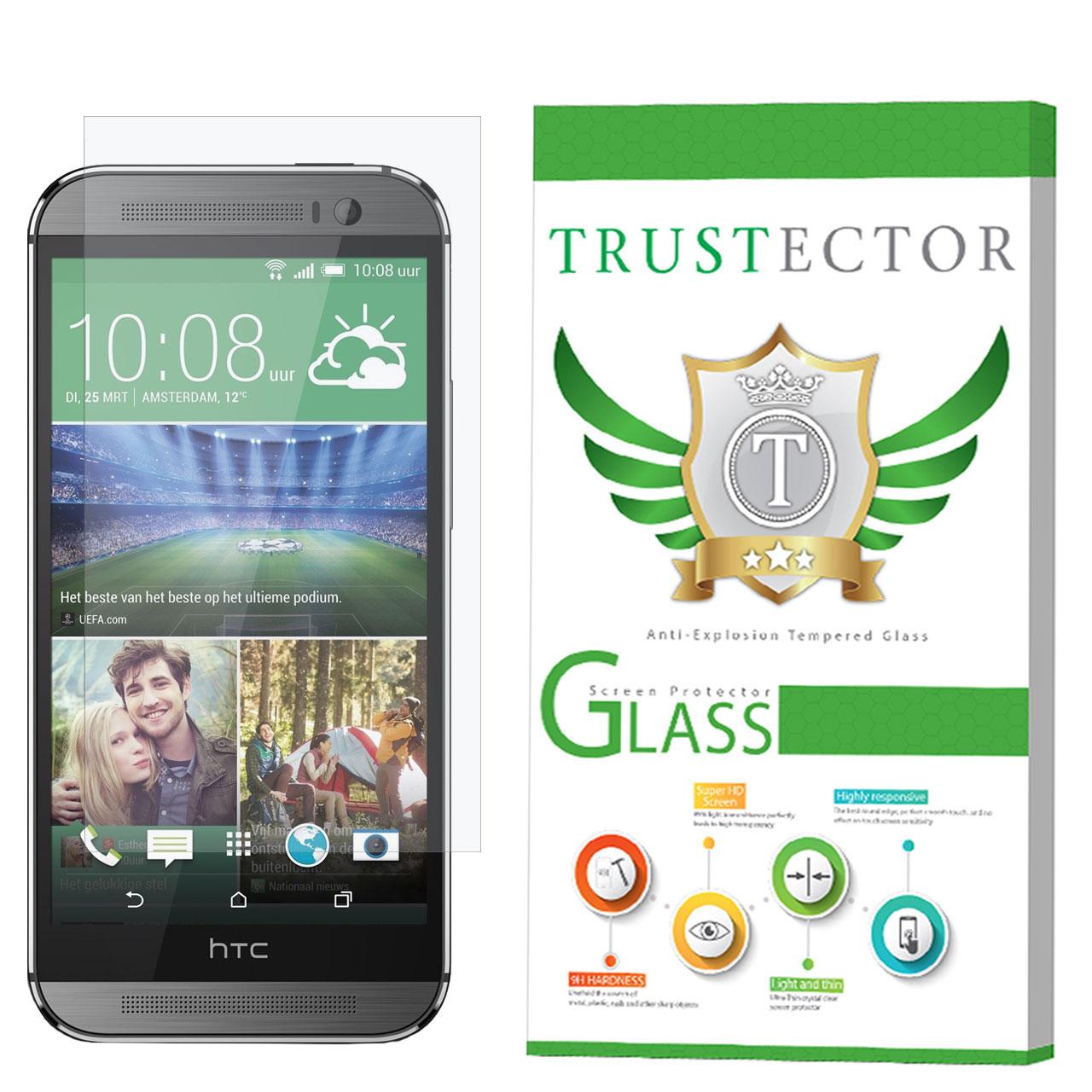 محافظ صفحه نمایش تراستکتور مدل GLS مناسب برای گوشی موبایل اچ تی سی One M8              ( قیمت و خرید)