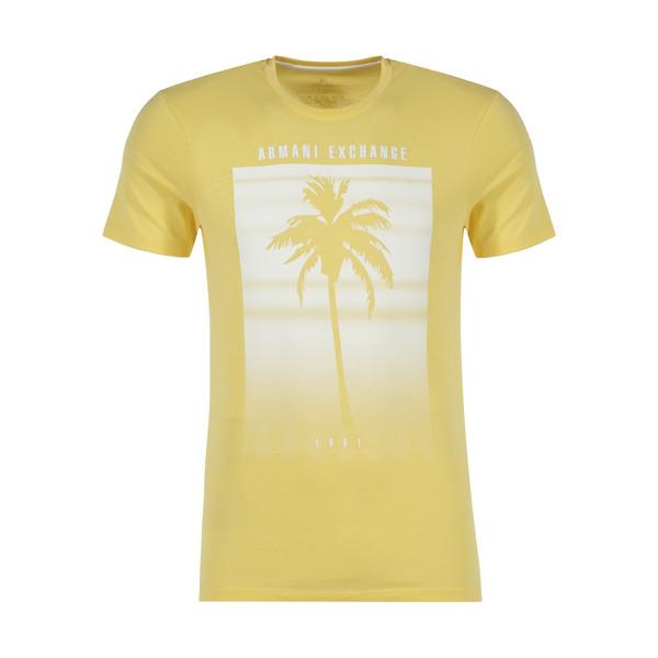 تی شرت مردانه آرمانی اکسچنج مدل 3ZZTBLZJA5Z-1638