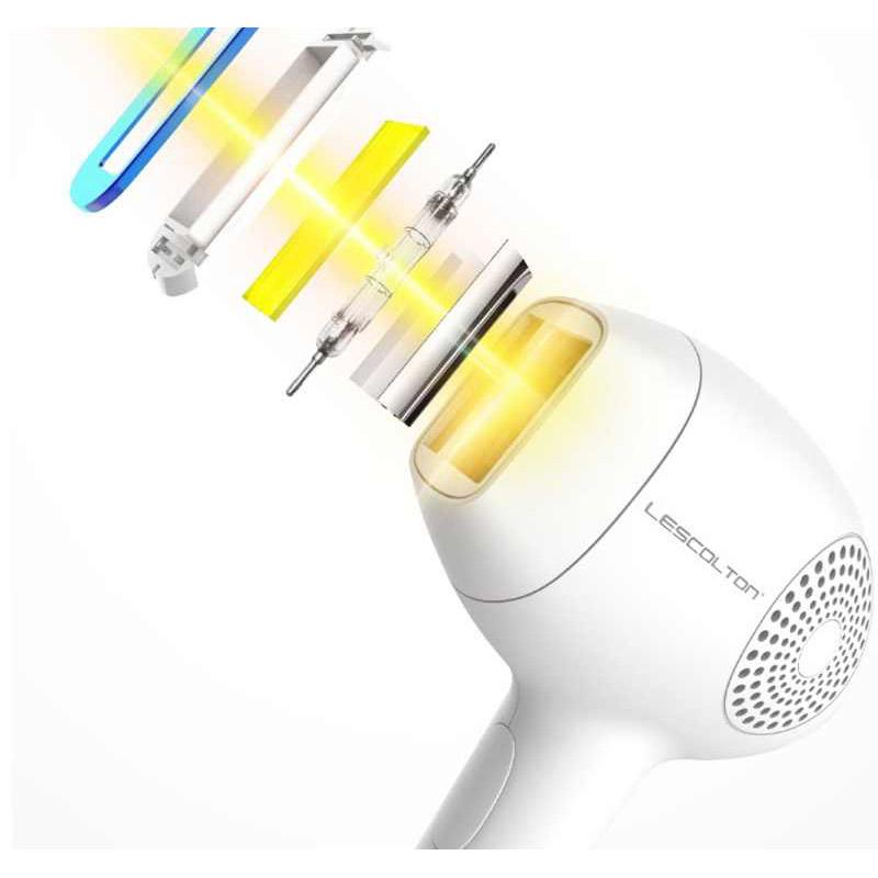 لیزر موهای زائد لسکلتون مدل T011C ULTRA
