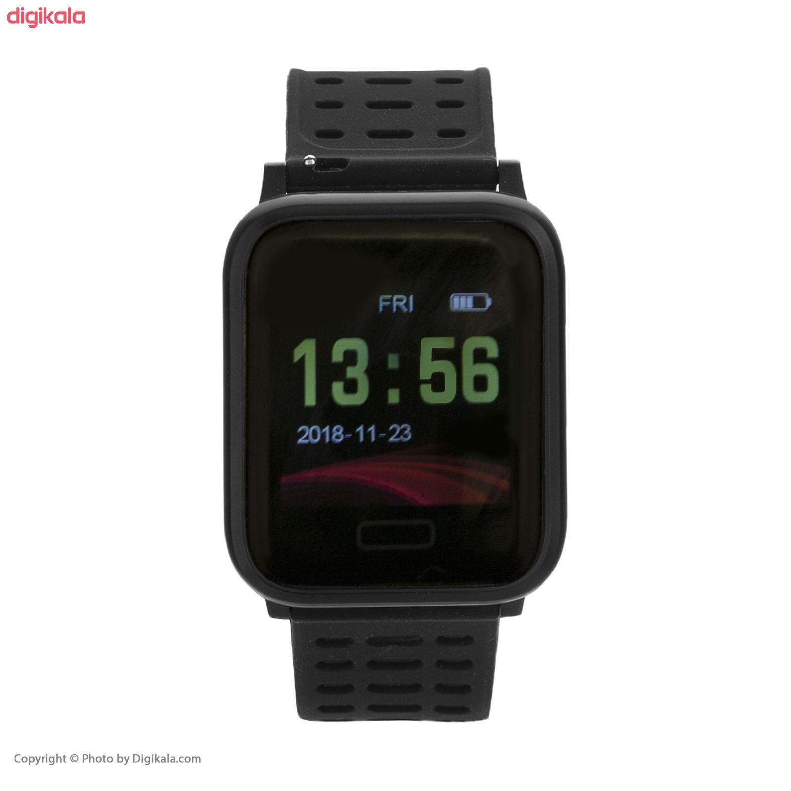 ساعت هوشمند جی تب مدل W609 Sports main 1 1