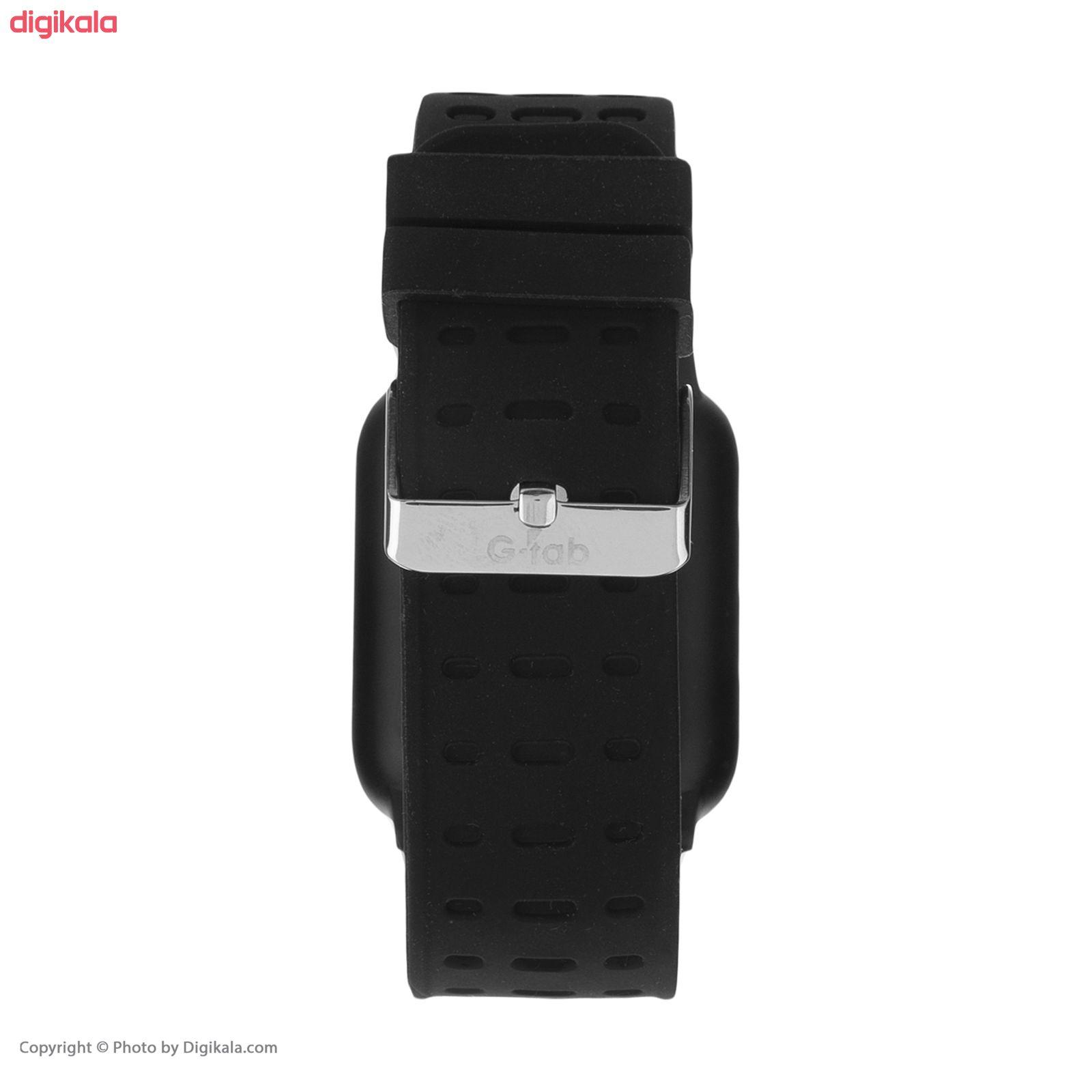 ساعت هوشمند جی تب مدل W609 Sports main 1 4