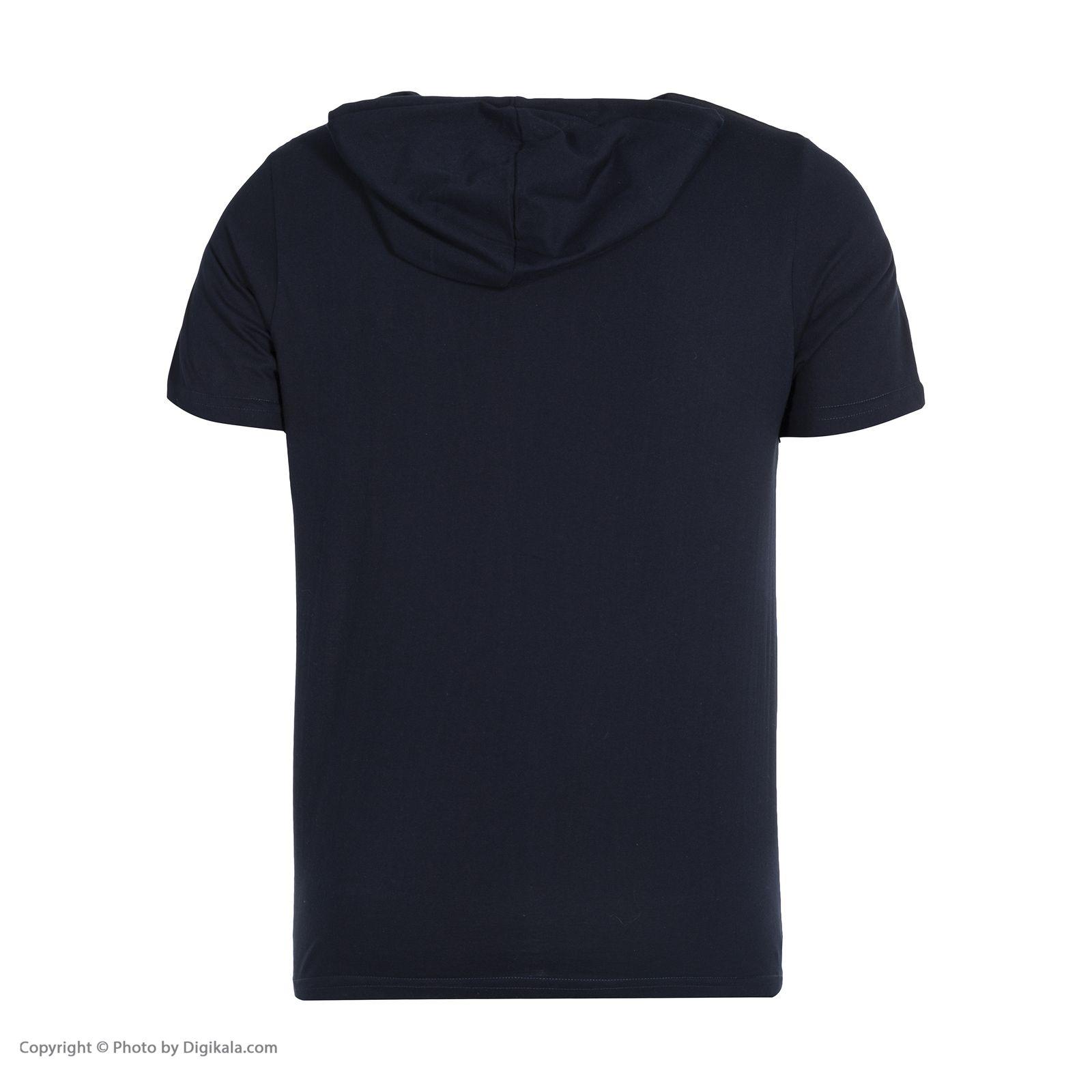 تی شرت آستین کوتاه مردانه باینت کد 371 main 1 3