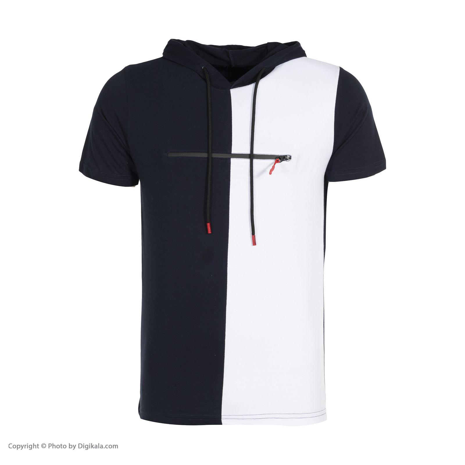 تی شرت آستین کوتاه مردانه باینت کد 371 main 1 1