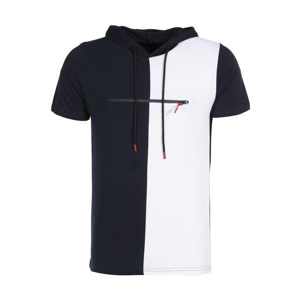 تی شرت آستین کوتاه مردانه باینت کد 371
