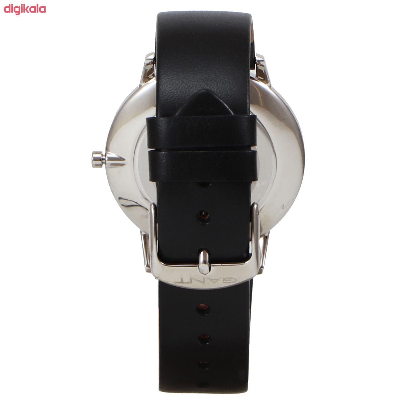 ساعت مچی عقربه ای مردانه گنت مدل GW039001