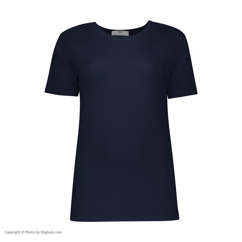 تی شرت زنانه مون مدل 1631146ML بسته 3 عددی