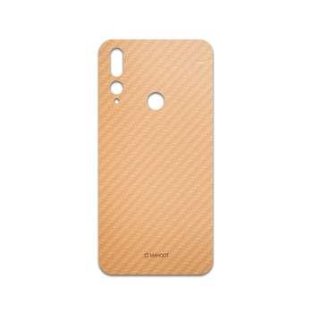 برچسب پوششی ماهوت مدل Titanium-Fiber مناسب برای گوشی موبایل هوآوی Y9 Prime 2019