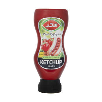 سس گوجه فرنگی سحر - 390 گرم