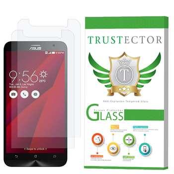 محافظ صفحه نمایش تراستکتور مدل GLS مناسب برای گوشی موبایل ایسوس Zenfone 2 Laser ZE551KL بسته 2 عددی