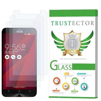 محافظ صفحه نمایش تراستکتور مدل GLS مناسب برای گوشی موبایل ایسوس Zenfone 2 Laser ZE551KL بسته 3 عددی