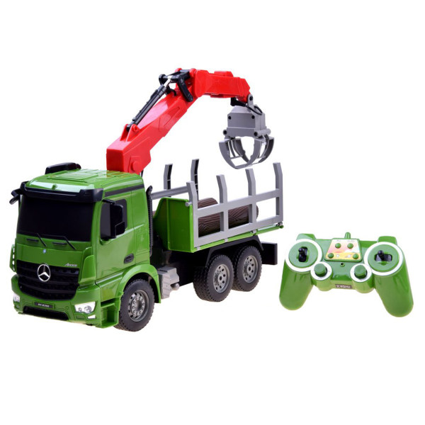 ماشین کنترلی دابل ای مدل  Mercedes-Benz Arocs Crane Truck کد e352-003