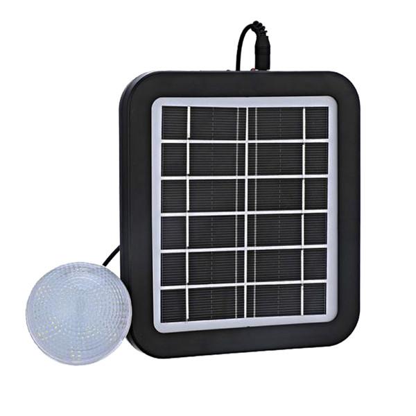 چراغ خورشیدی مدل KL-7785L