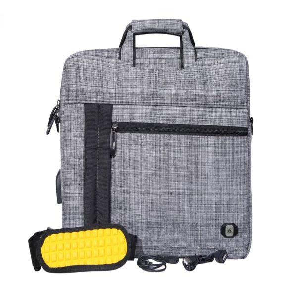کیف لپ تاپ ام اند اس   مدل Ms 405مناسب برای لپ تاپ 15.6 اینچی