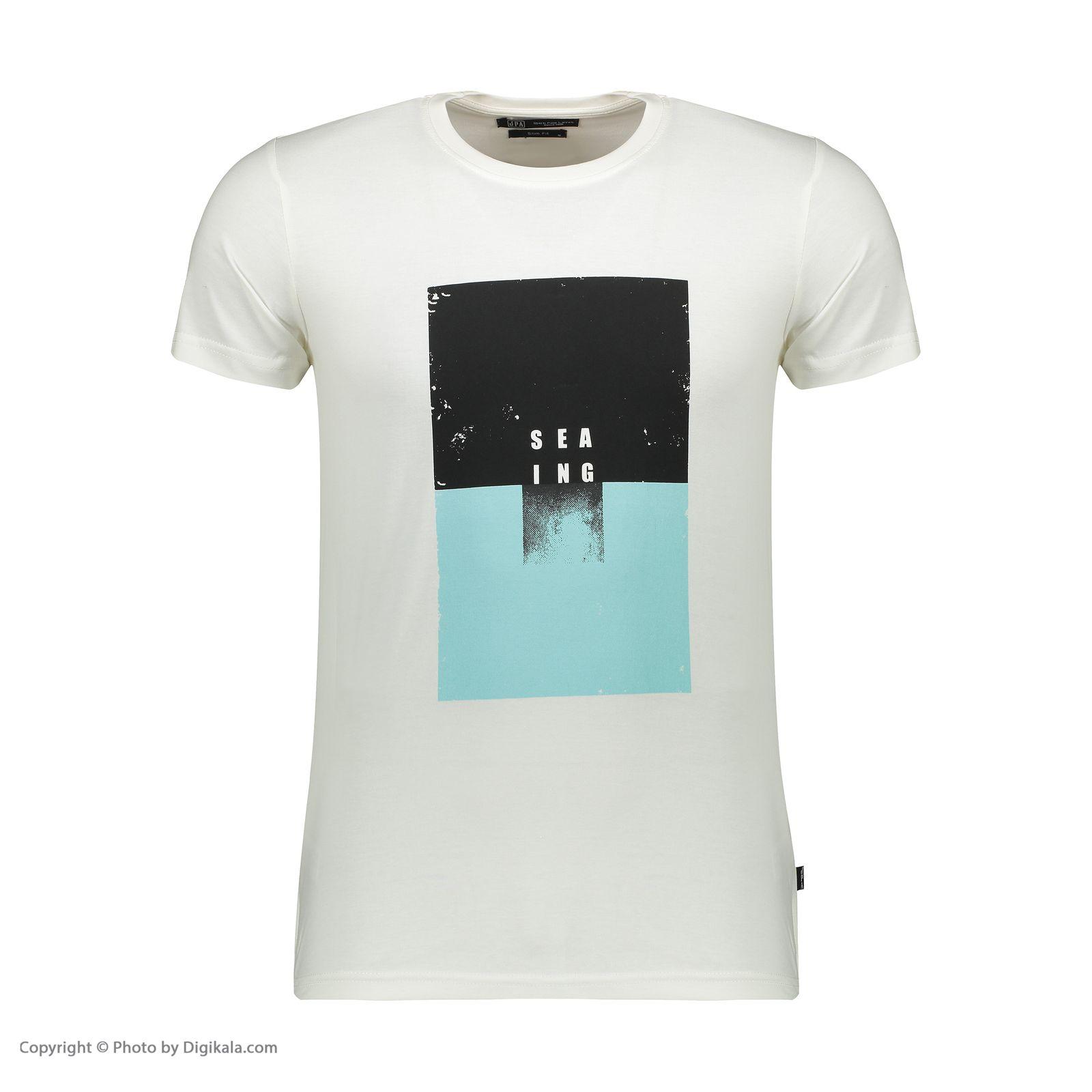 Photo of تی شرت مردانه جامه پوش آرا مدل 4011018221-05