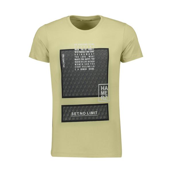 تی شرت مردانه جامه پوش آرا مدل 4011018314-16