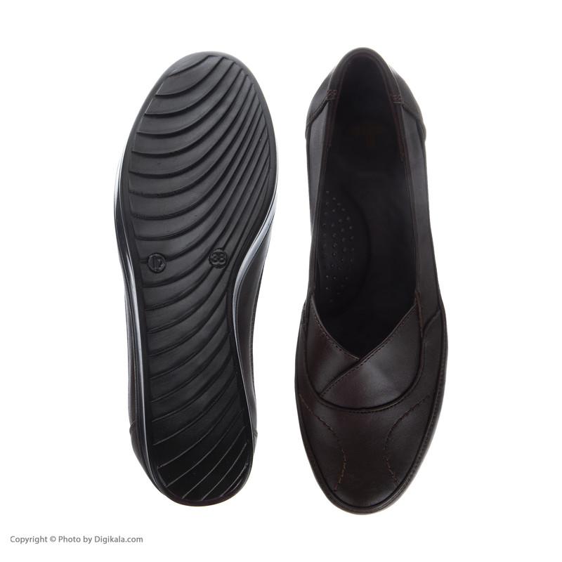 کفش روزمره زنانه آقانژاد مدل 10016-39