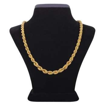زنجیر طلا 18عیار زنانه کد Z117