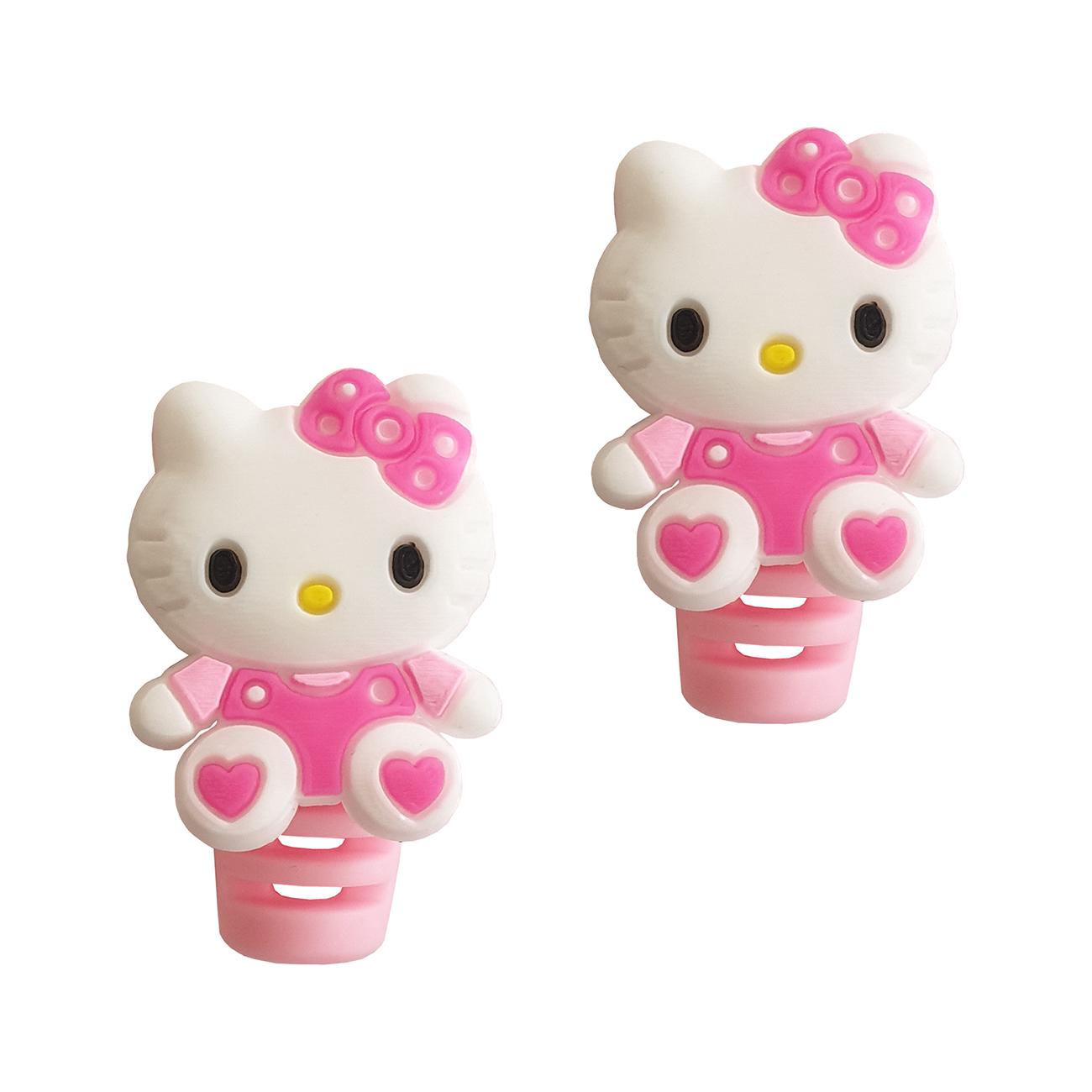 محافظ کابل طرح Kitty کد 2209 بسته 2 عددی              ( قیمت و خرید)