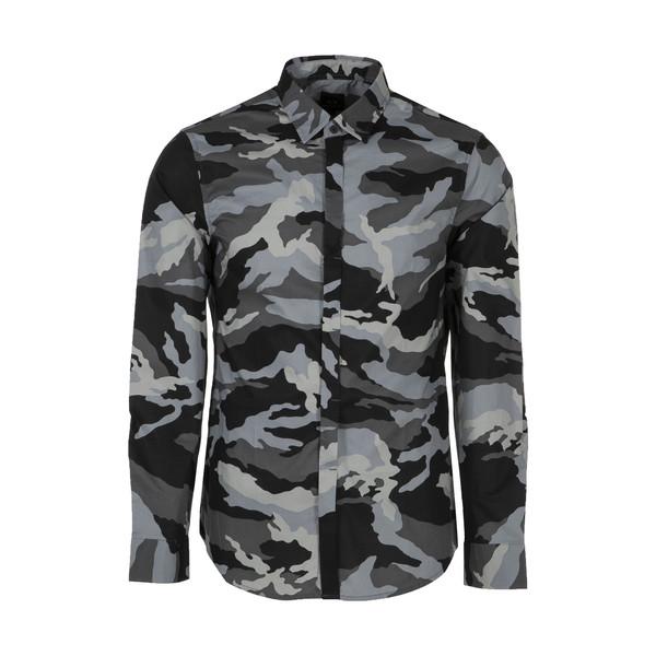 پیراهن مردانه آرمانی اکسچنج مدل 3GZCG3ZN19Z-4964