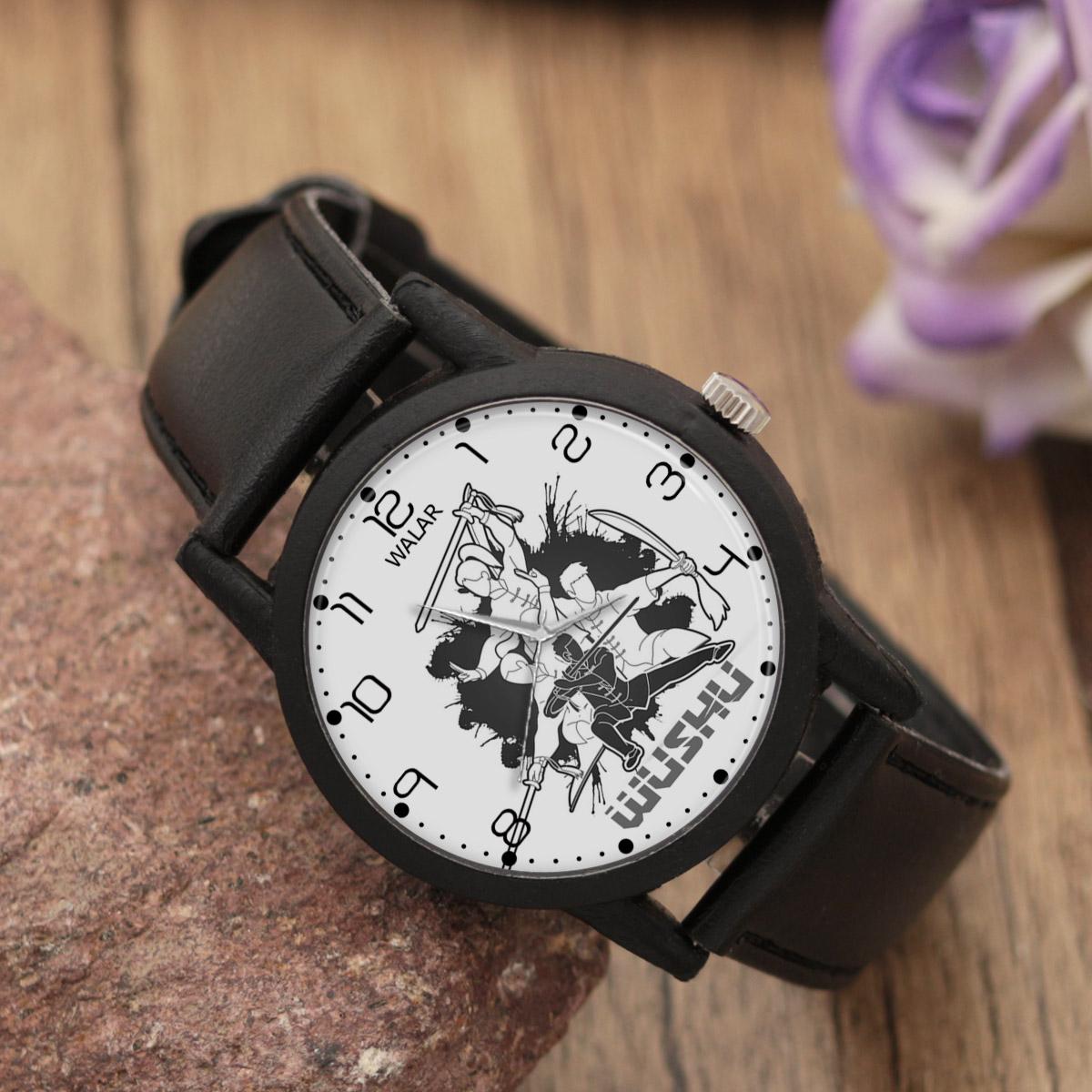 ساعت مچی عقربه ای والار طرح ووشو کد LF2220