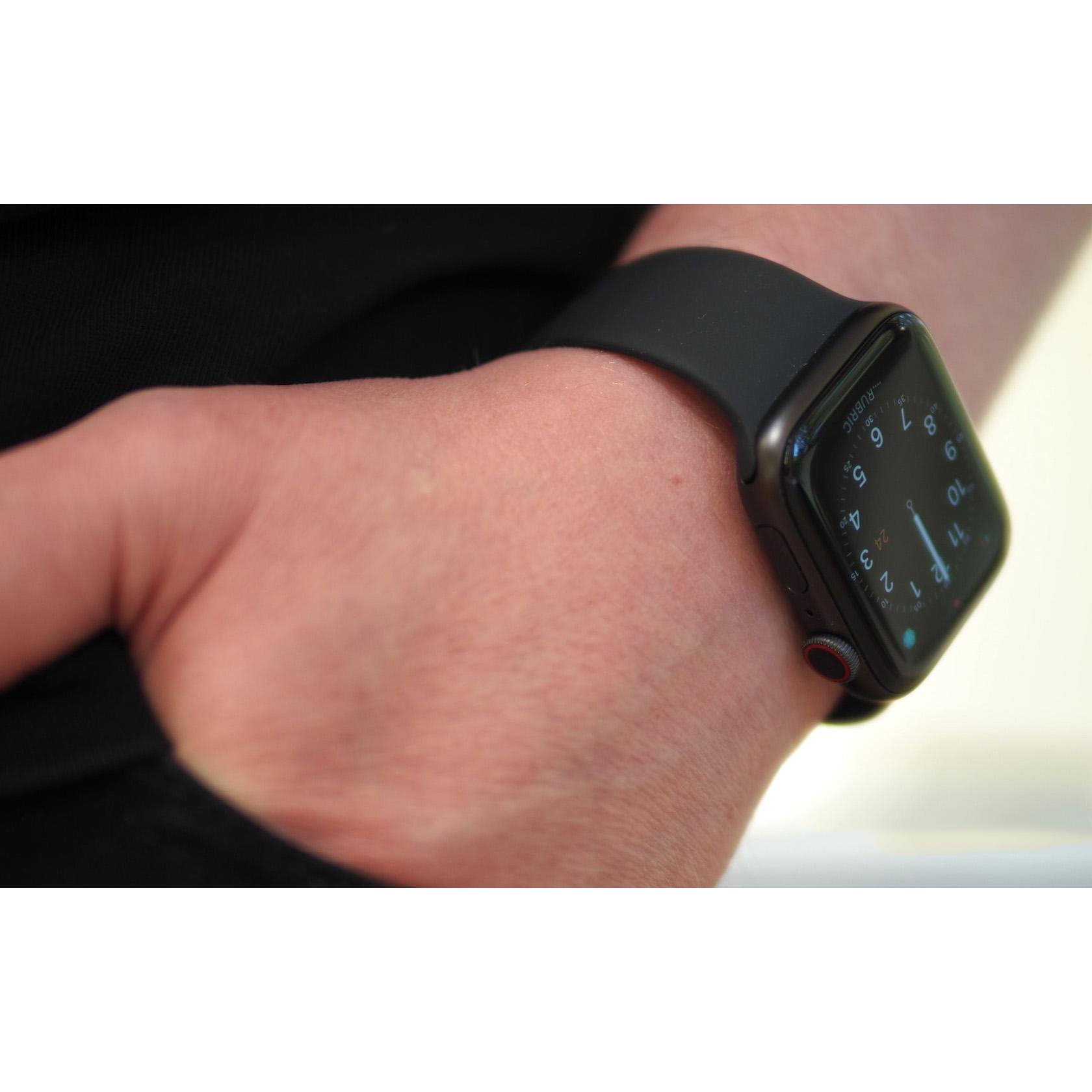 ساعت هوشمند اپل واچ سری 5 مدل 44m Space  Aluminum Case  Sport Band main 1 6