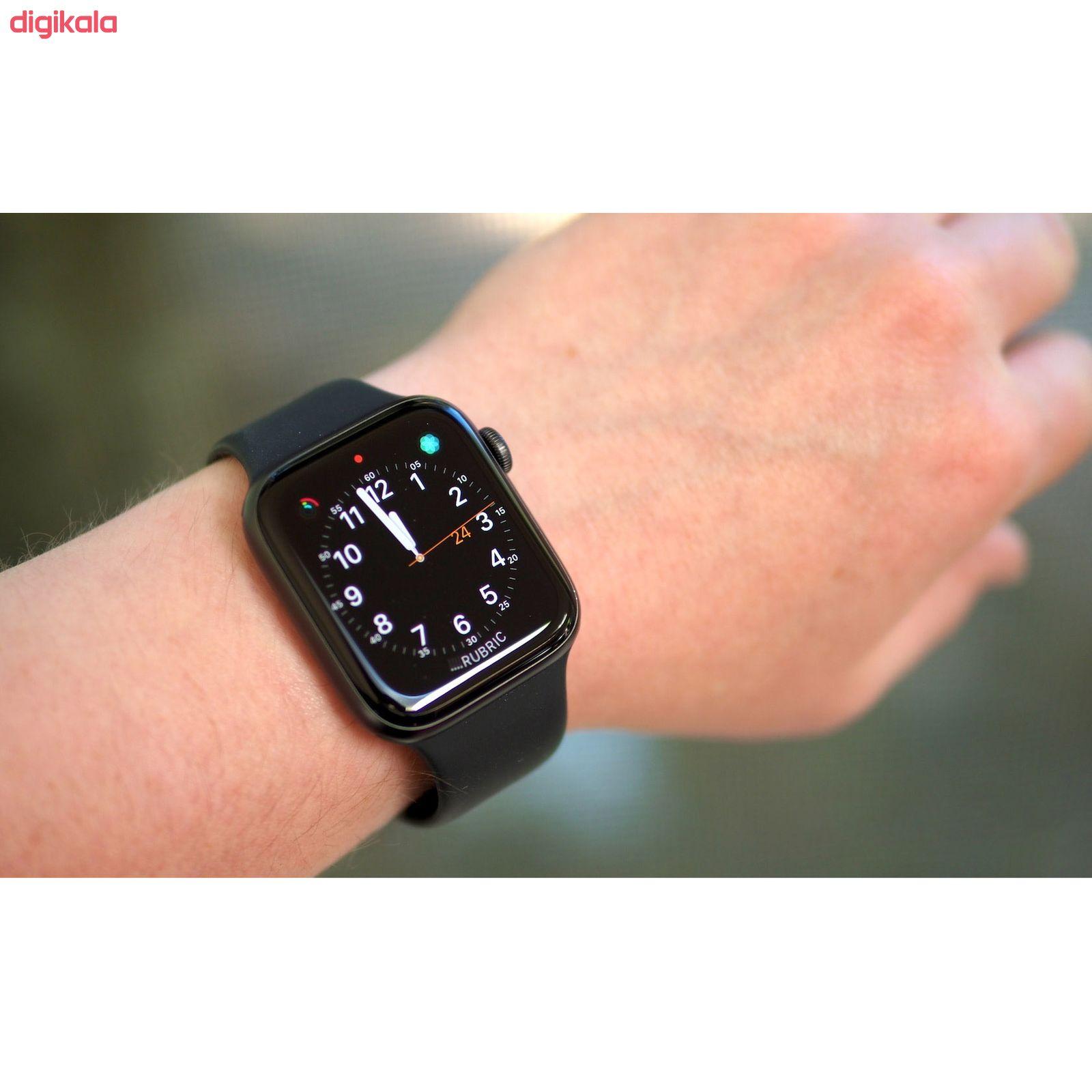 ساعت هوشمند اپل واچ سری 5 مدل 44m Space  Aluminum Case  Sport Band main 1 7