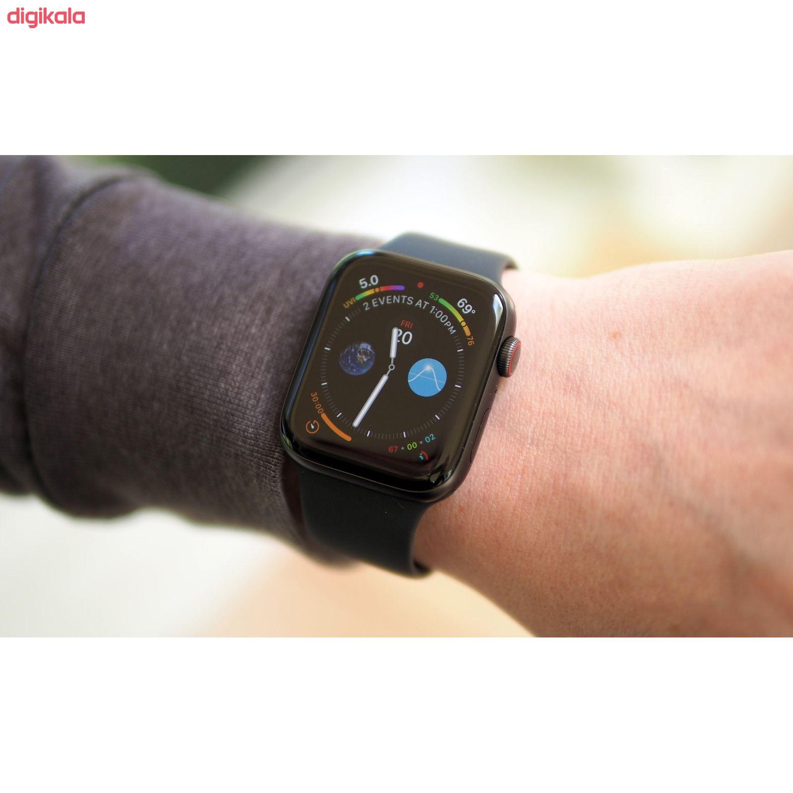 ساعت هوشمند اپل واچ سری 5 مدل 44m Space  Aluminum Case  Sport Band main 1 9