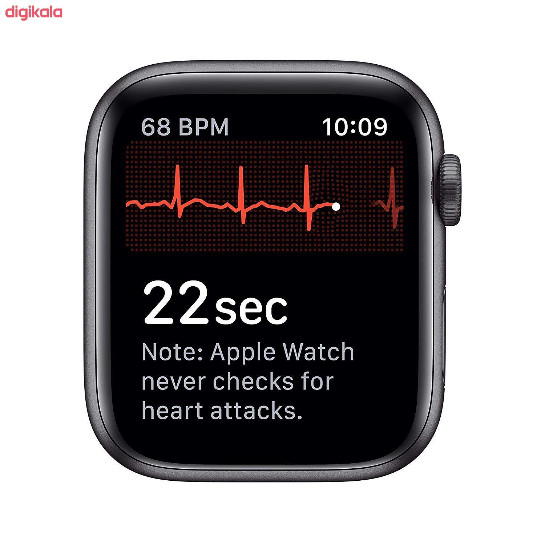 ساعت هوشمند اپل واچ سری 5 مدل 44m Space  Aluminum Case  Sport Band main 1 12