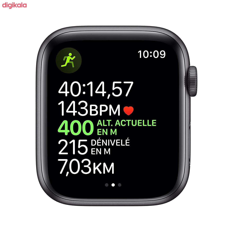 ساعت هوشمند اپل واچ سری 5 مدل 44m Space  Aluminum Case  Sport Band main 1 13