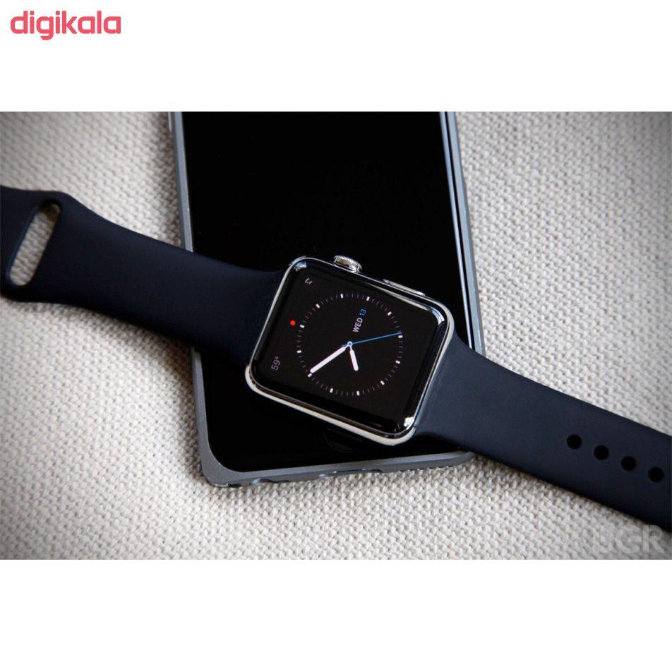 ساعت هوشمند اپل واچ سری 5 مدل 44m Space  Aluminum Case  Sport Band main 1 15