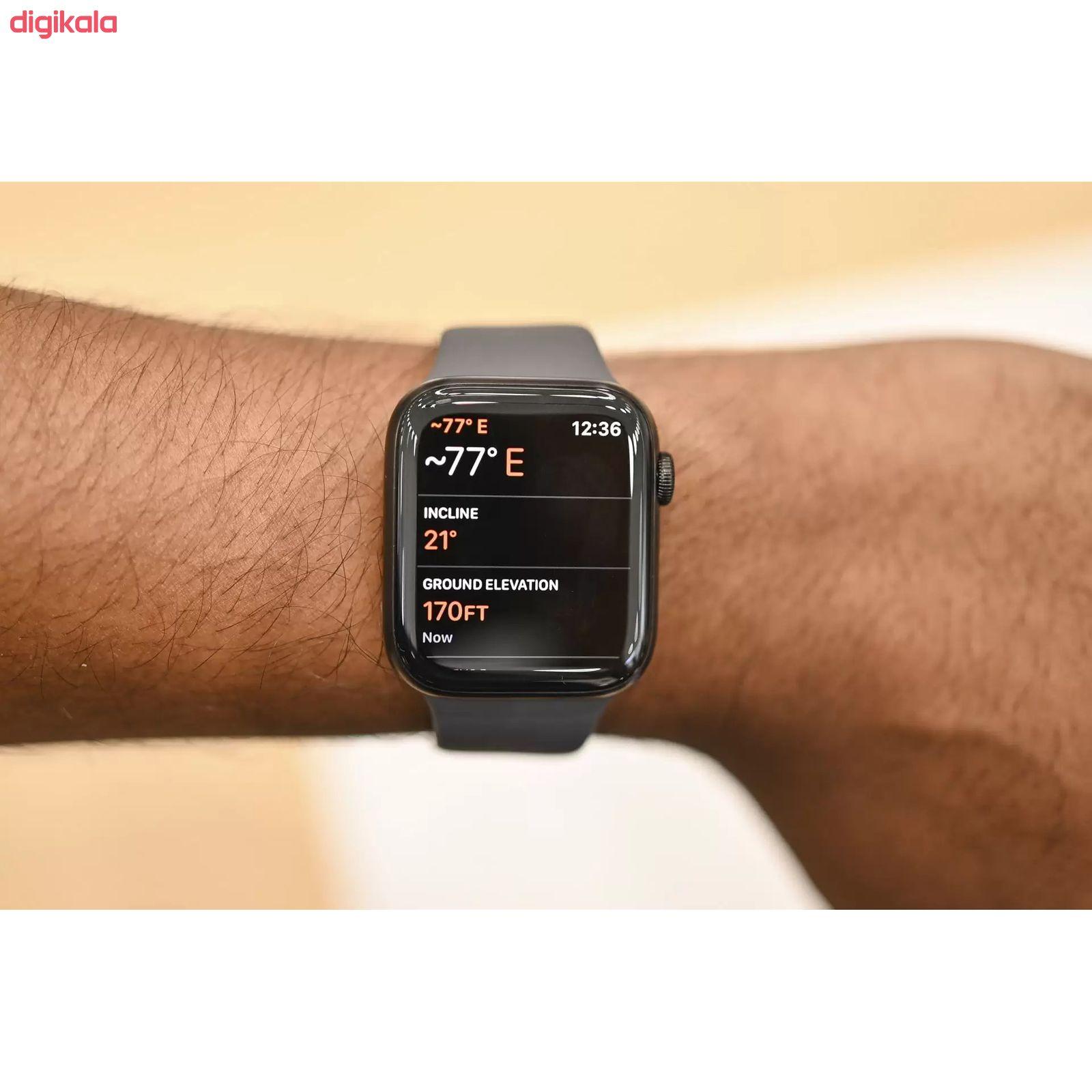 ساعت هوشمند اپل واچ سری 5 مدل 44m Space  Aluminum Case  Sport Band main 1 16