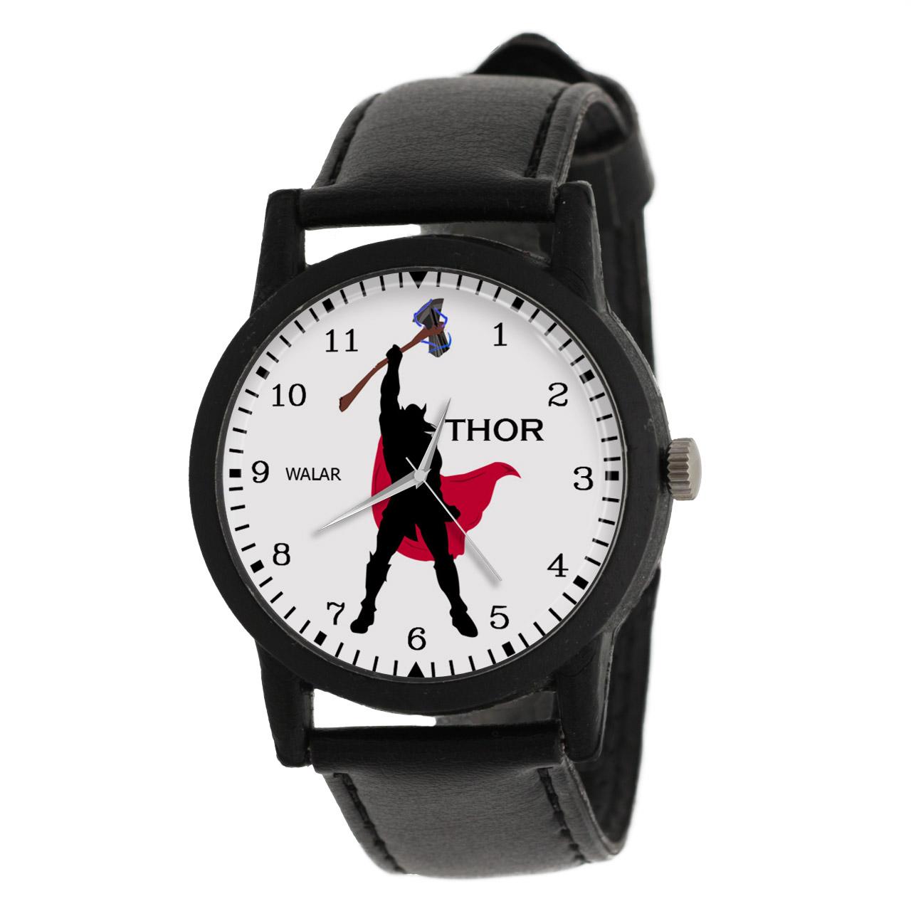 کد تخفیف                                      ساعت مچی عقربه ای مردانه والار طرح تور کد LF2250