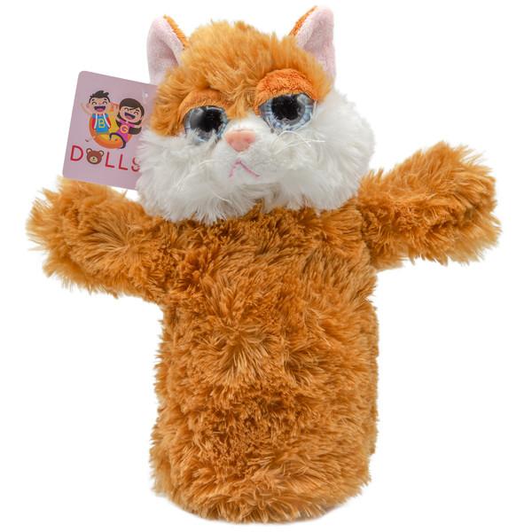 عروسک نمایشی بی جی دالز طرح گربه کد BT11454BR