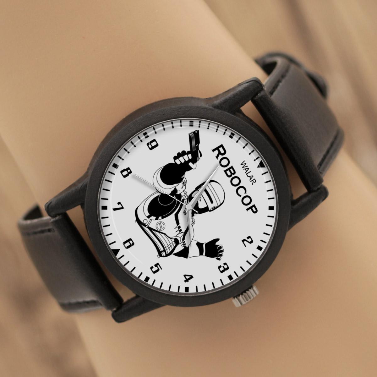 ساعت  والار طرح روبوکاپ کد LF2276