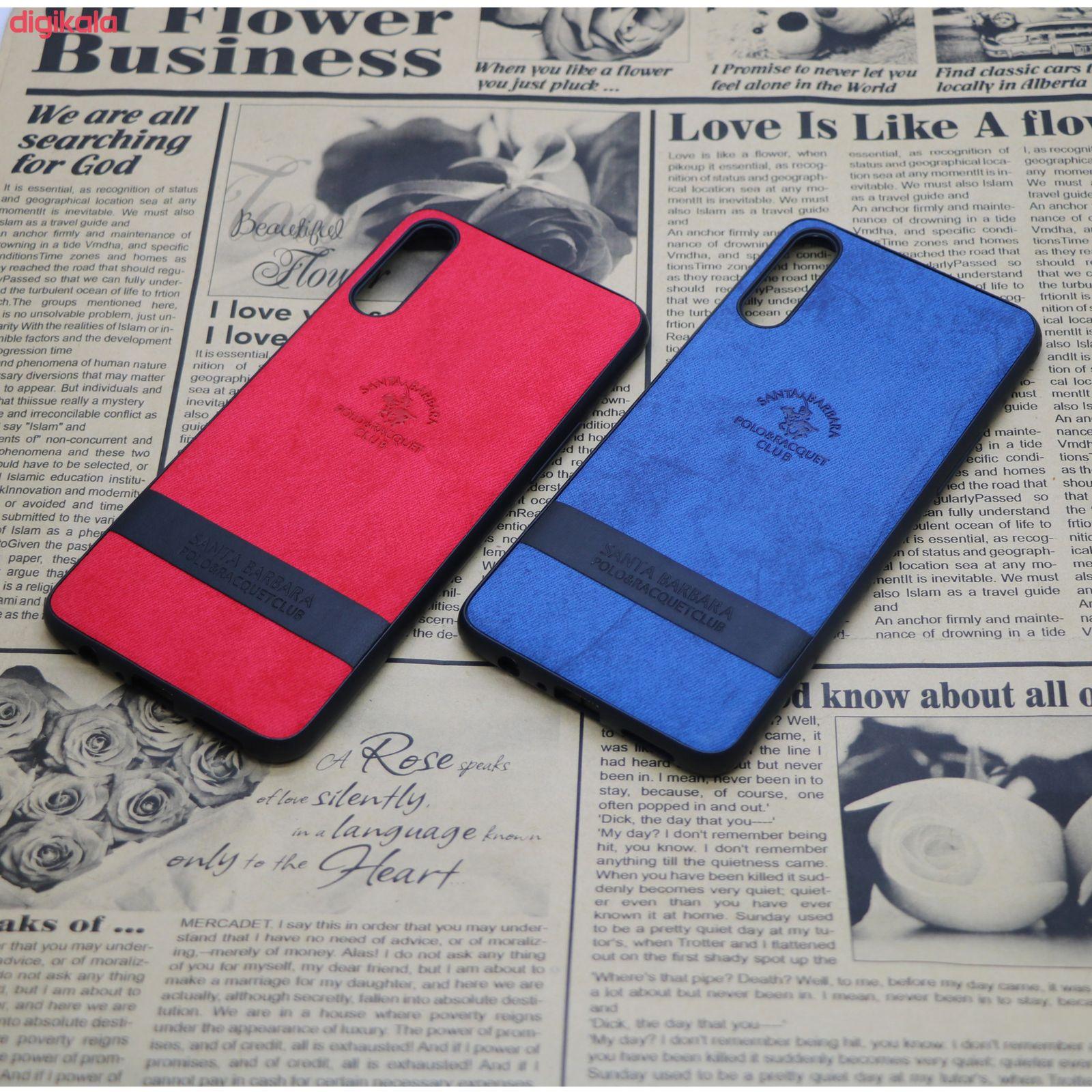 کاور مدل SANT-001 مناسب برای گوشی موبایل سامسونگ Galaxy A50 main 1 2