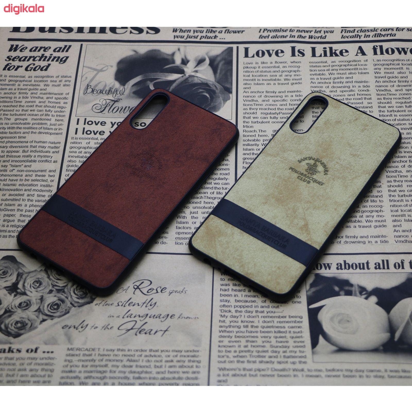 کاور مدل SANT-001 مناسب برای گوشی موبایل سامسونگ Galaxy A50 main 1 3